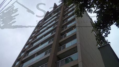 Oportunidade única, conjunto comercial com 43m² + vaga de garagem, em edifício novo com controle de acesso e segurança 24hrs, no Paraíso. R$ 460 mil