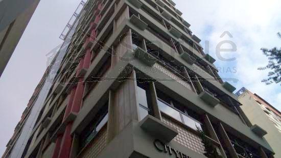 Conjunto Comercial com renda no Paraíso, junto ao Metro, 84 m², recepção, 4 salas, copa, ar condicionado central, 3 vagas, segurança 24 horas. R$ 880 mil