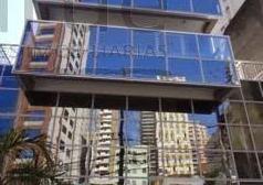 Ótimo conjunto comercial à venda nos Jardins com 39,44m², 2 banheiros e vaga. Edifício novo próximo a estação Brigadeiro do Metrô. R$ 400 mil